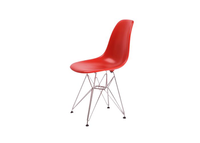 Стул Eames DSR Chair (красный)  1