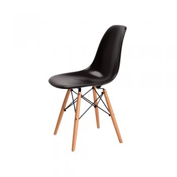 Стул Eames DSW Chair (черный)