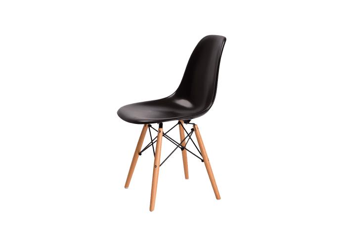 Стул Eames DSW Chair (черный)  1