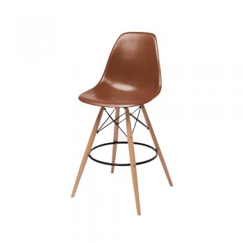 Барный стул Eames Bar Chair (кофейный)