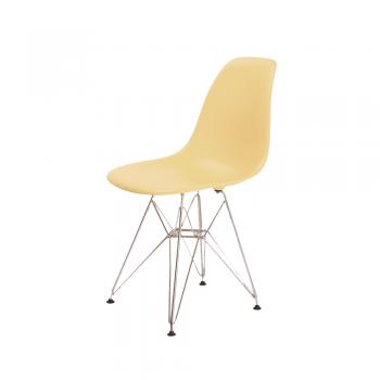 Стул Eames DSR Chair (кремовый)