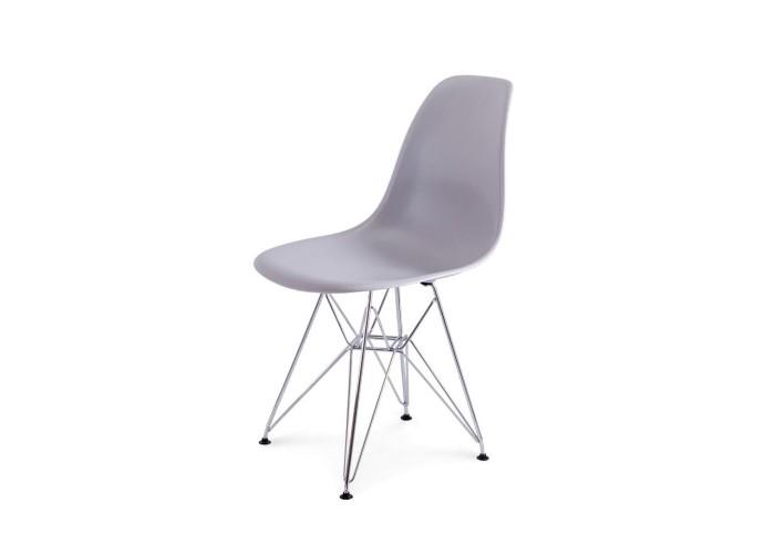Стул Eames DSR Chair (серый)  1