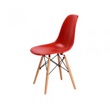 Стул Eames DSW Chair (красный)