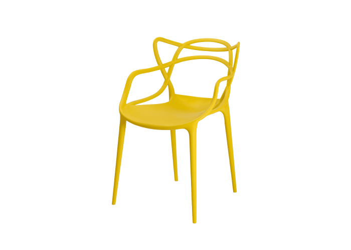 Стул Masters Chair (желтый)  1