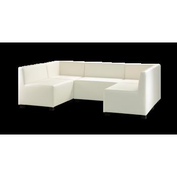 Диван модульный: Кресло Бар - 1 (3шт.) + Бар - угол (2шт.)
