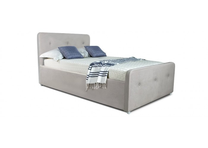 Кровать Аляска (спальное место 120х200 см)  1