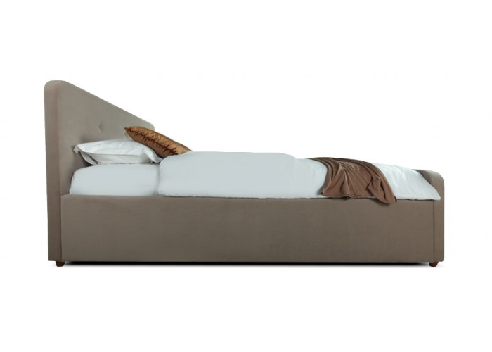 Кровать Аляска (спальное место 140х200 см) ткань trinity-02  2