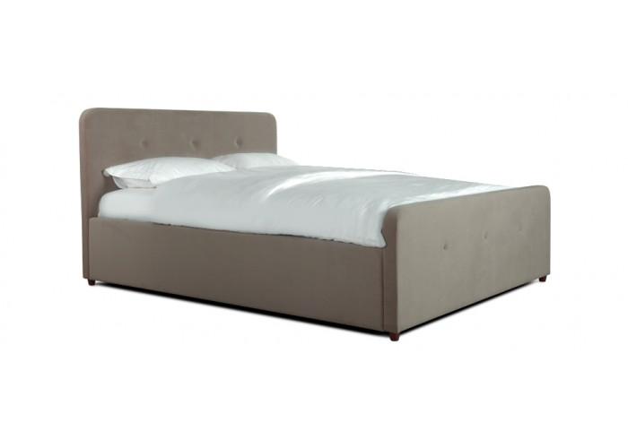 Кровать Аляска (спальное место 140х200 см) ткань trinity-02  3