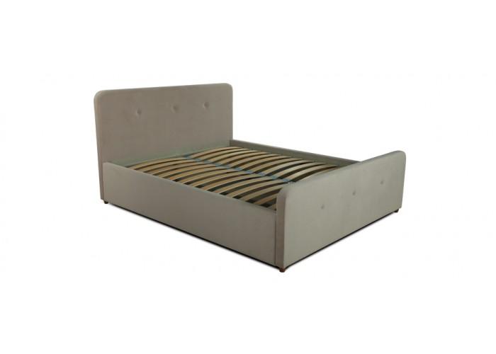 Кровать Аляска (спальное место 140х200 см) ткань trinity-02  5