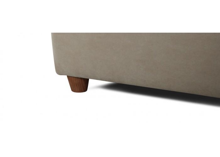 Кровать Аляска (спальное место 140х200 см) ткань trinity-02  6