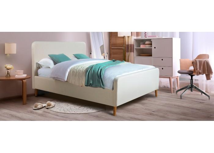 Кровать Ларго (спальное место 140х200 см)  2