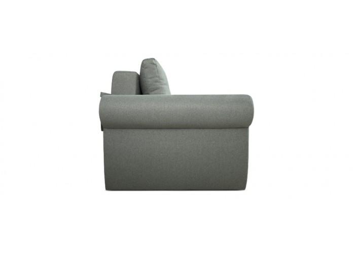 Прямой диван Грета (серый)  6