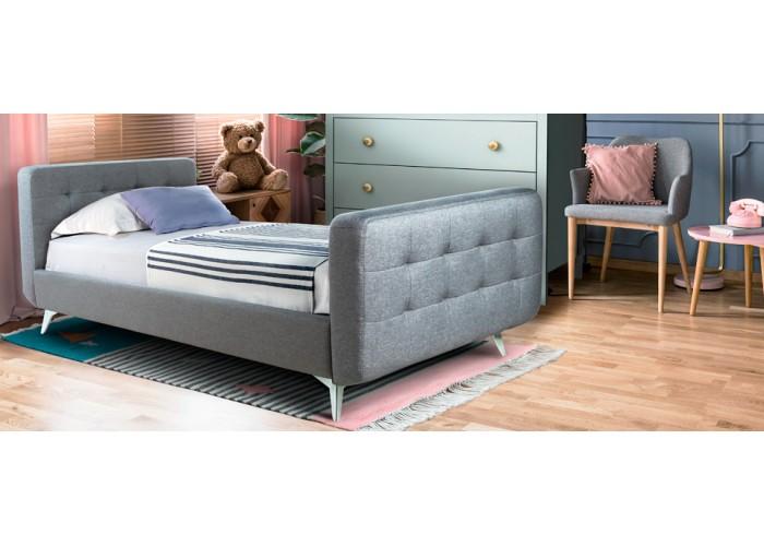 Кровать Вегас (спальное место 90х190 см)  2