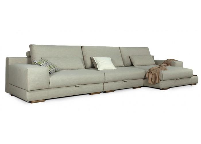 Модульный диван Бетти (мелве)  2