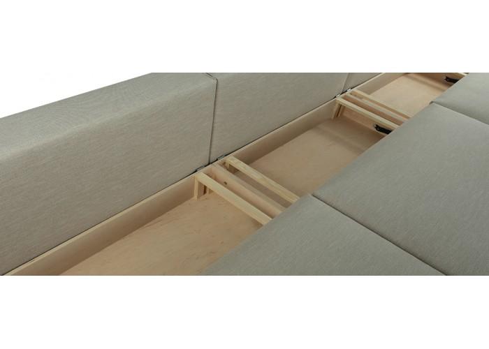 Модульный диван Бетти (мелве)  5