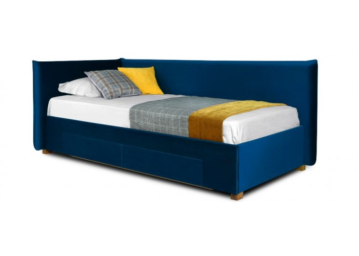 Кровать Дрим (спальное место 90х200 см) с ящиком  1