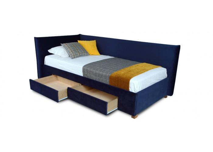 Кровать Дрим (спальное место 90х200 см) с ящиком  4