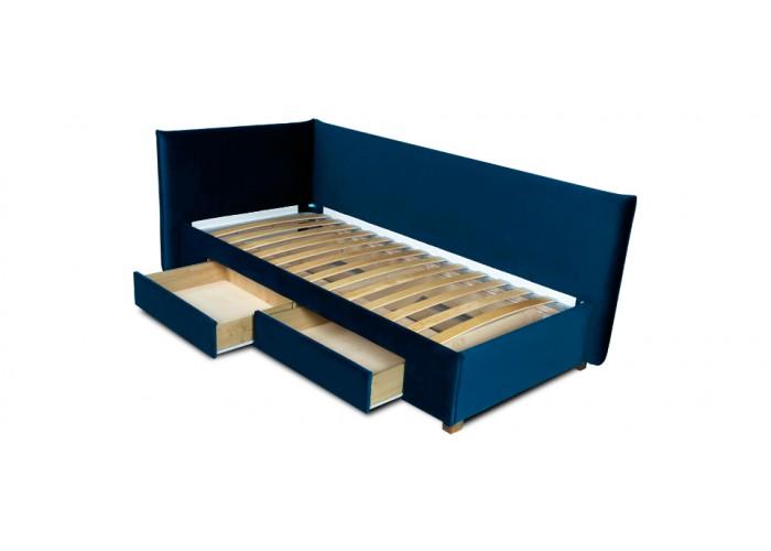Кровать Дрим (спальное место 90х200 см) с ящиком  7