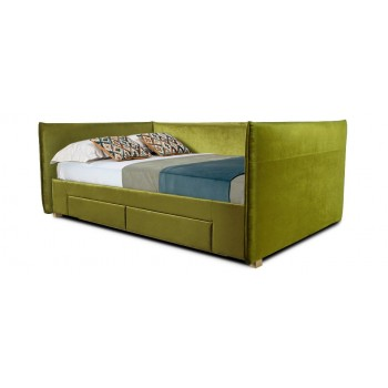 Кровать Дрим (спальное место 90х200 см) с ящиком сафари