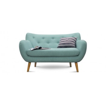 Прямой диван Челси (ткань rosto-13)