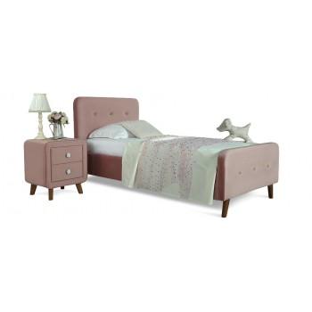 Кровать Аляска (спальное место 90х190 см)
