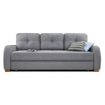 Прямой диван Сиэтл (серый)