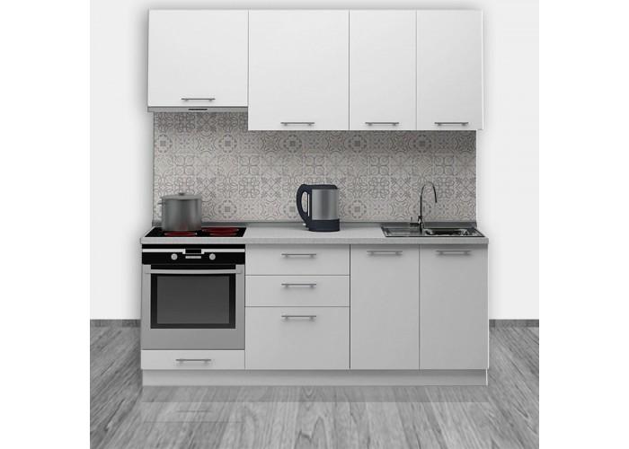 Кухня Лавина матова 2.0  1