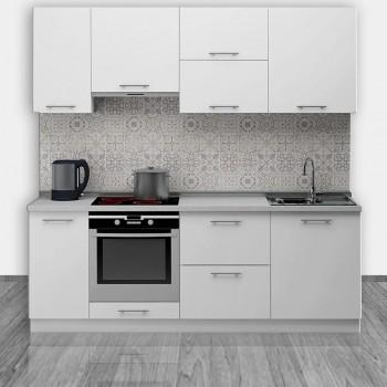 Кухня Лавина матова 2.2