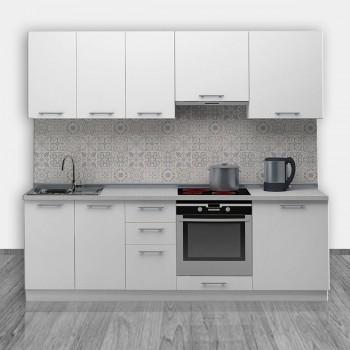Кухня Лавина матова 2.4