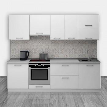 Кухня Лавина матова 2.6