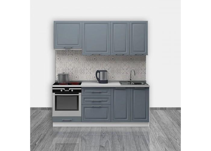 Кухня Лазурная 2.0  1