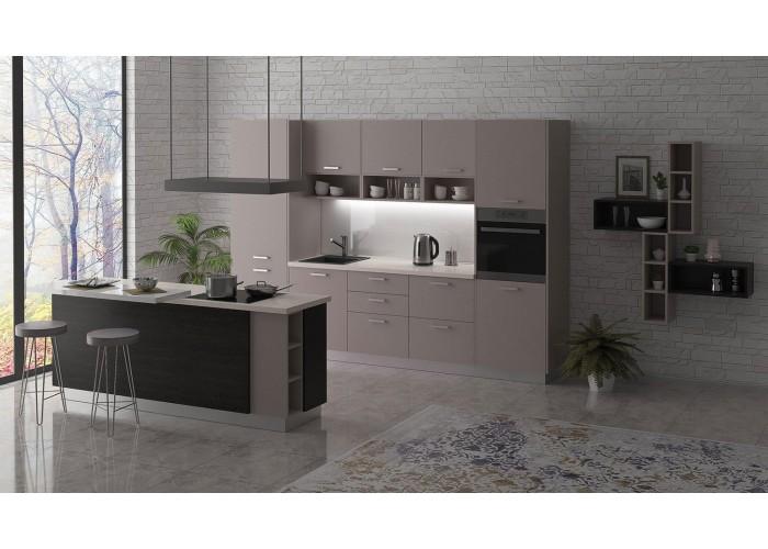 Модульная кухня Макиато 3000 мм.  1
