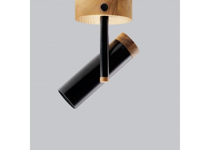 Светильник современный Бра лофт на стену черный Urban Light black  2