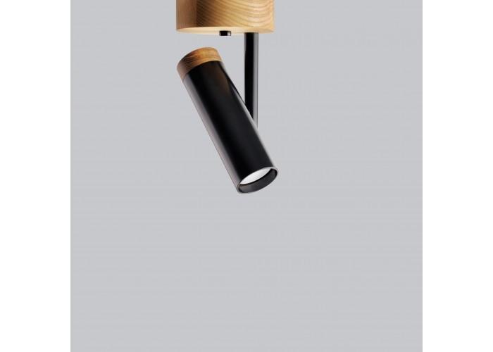 Светильник современный Бра лофт на стену черный Urban Light black  3