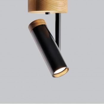 Светильник современный Бра лофт на стену черный Urban Light black