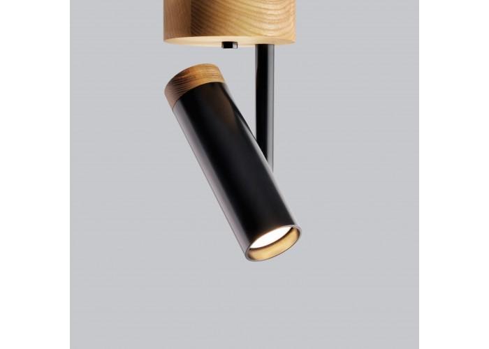 Светильник современный Бра лофт на стену черный Urban Light black  1