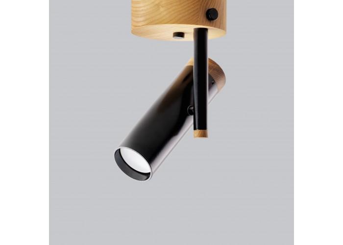 Светильник современный Бра лофт на стену черный Urban Light black  4