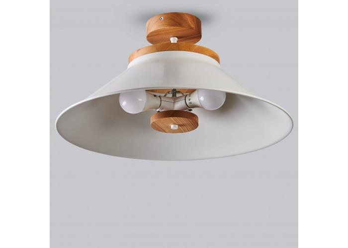 Светильник потолочный Schoolhouse light D500 White  1