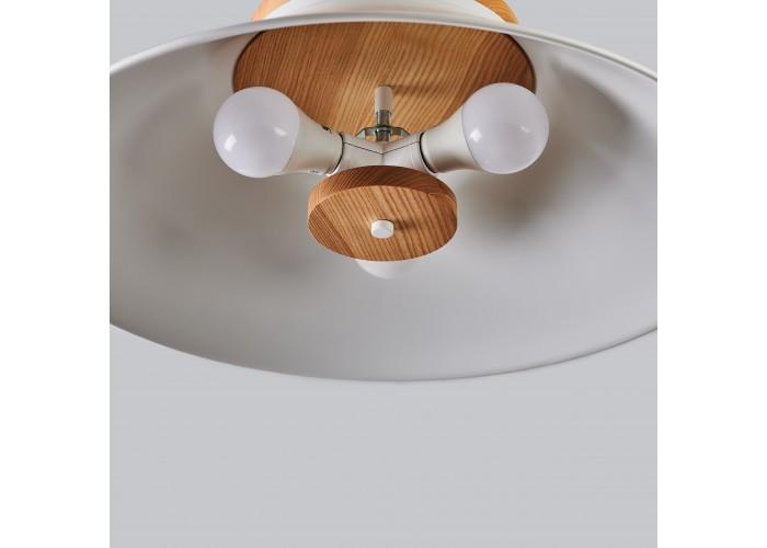 Светильник потолочный Schoolhouse light D500 White  2