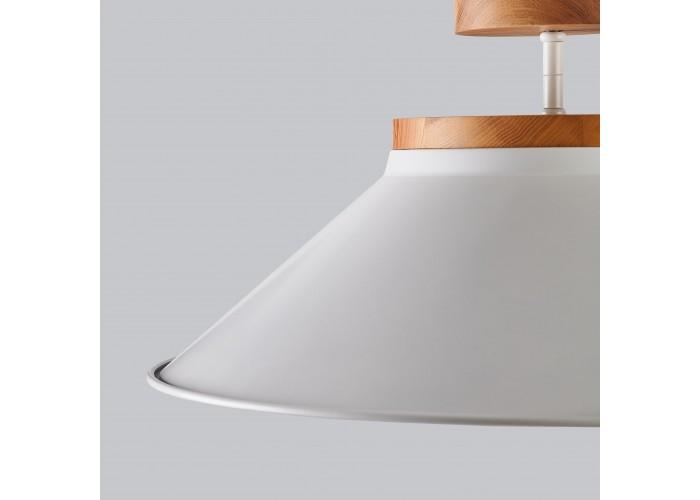 Светильник потолочный Schoolhouse light D500 White  3