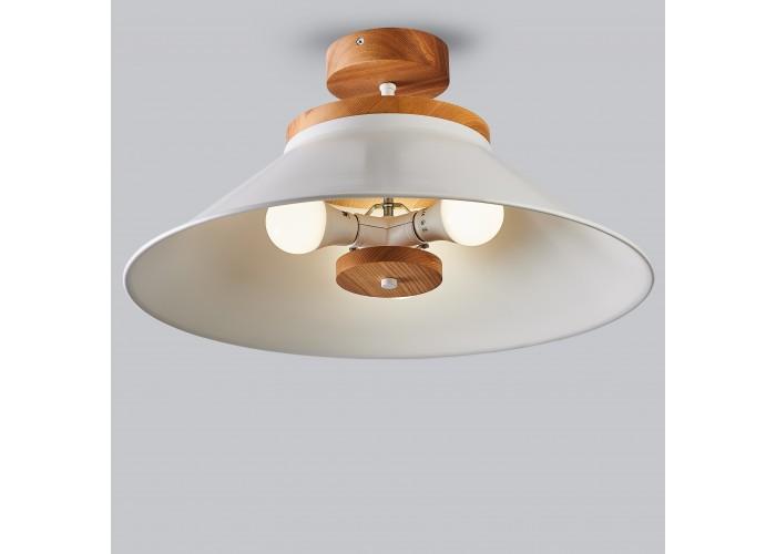 Светильник потолочный Schoolhouse light D500 White  4