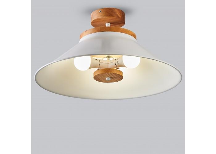 Светильник потолочный Schoolhouse light D500 White  5