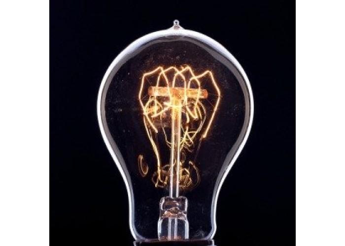 Лампа Эдисона A19  1