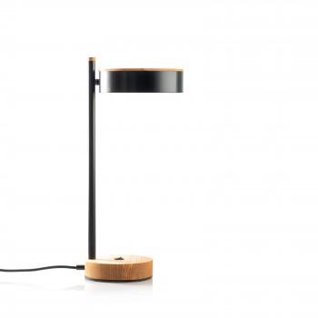 Настольная лампа MidCentury black