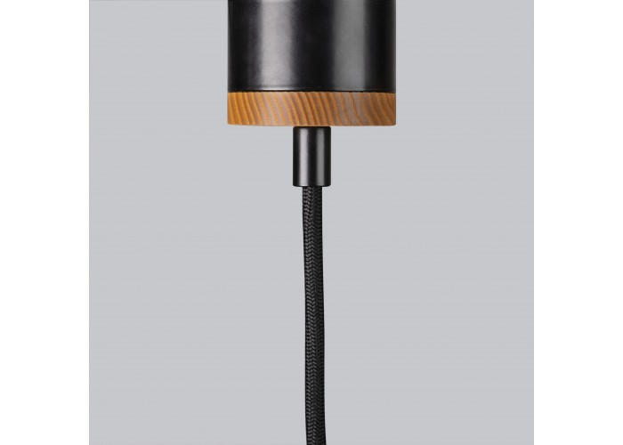 Подвесной светильник Urban slim black  4
