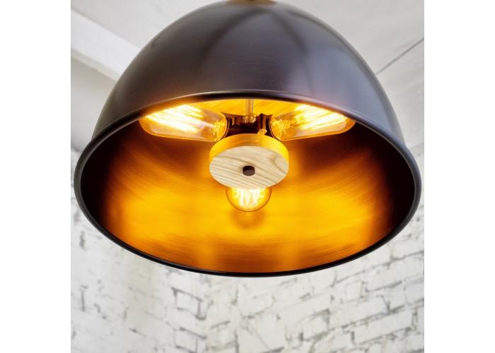 Светильник подвесной Urban light D420 Black  2