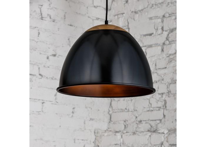Светильник подвесной Urban light D420 Black  4