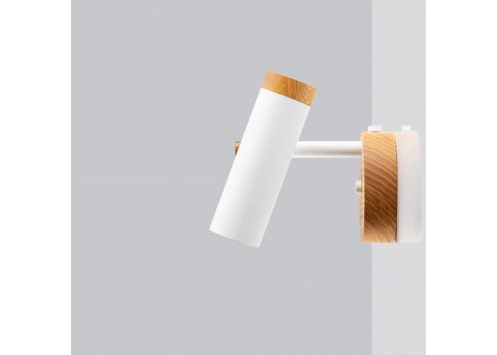 Светильник современный Бра лофт на стену белый Urban Light double white  2