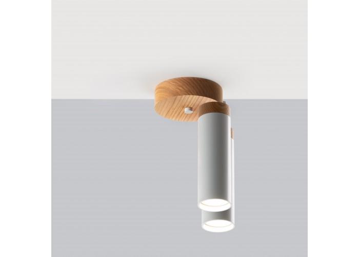 Светильник современный Бра лофт на стену белый Urban Light double white  4