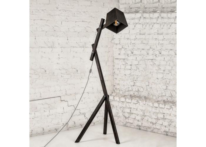 Светильник Торшер T1 Black  2